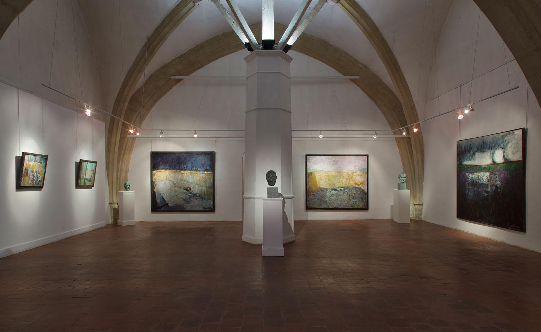 Centre d'art contemporain Beziers 2012