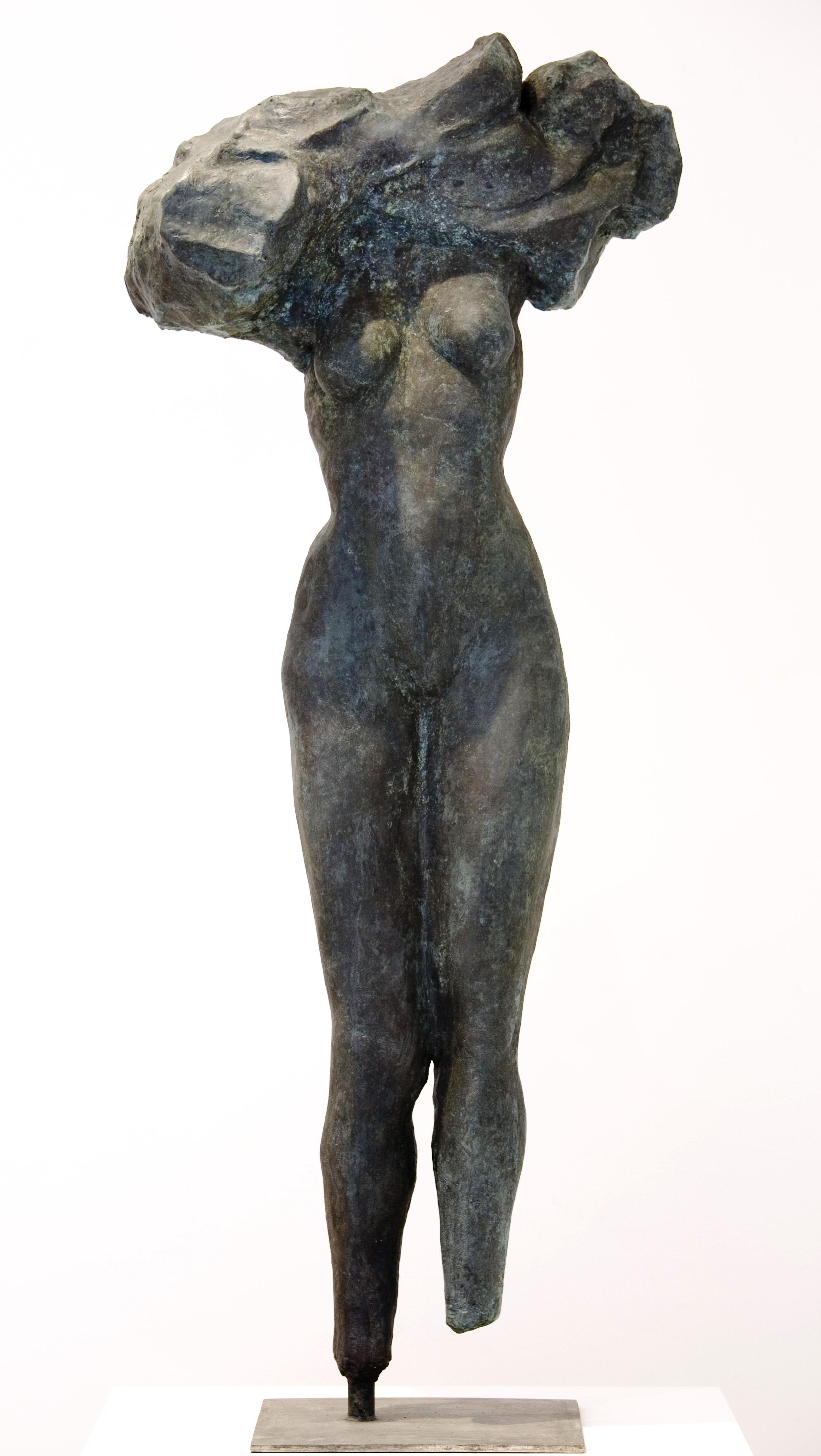 grâce bronze  175x095x0.26 cm coll. J Schaling Bougogne France