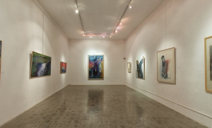 Centre d'art contemporain Beziers 2012
