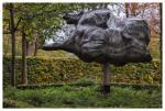 les cheveaux d'Apollon -the horses of Apollon- bronze  parc publique Holland