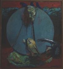 200x190 cerchio con Avvoltoio
